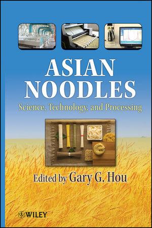 Asian noodle book