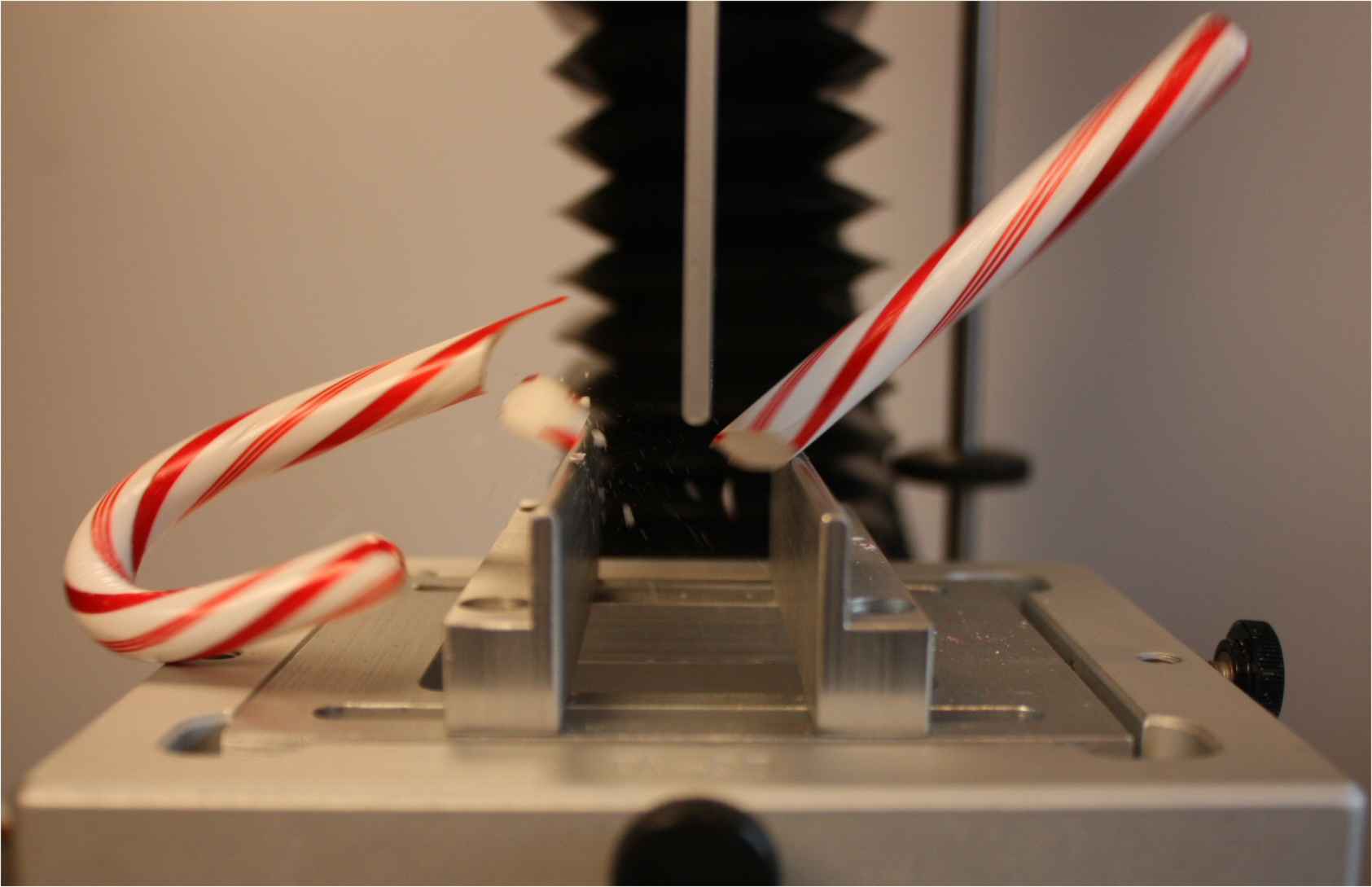 Candy Cane Testing