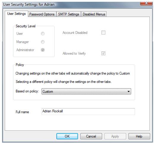 Enhanced Security Module
