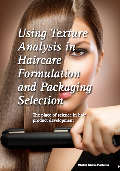 hair care texture analysis
