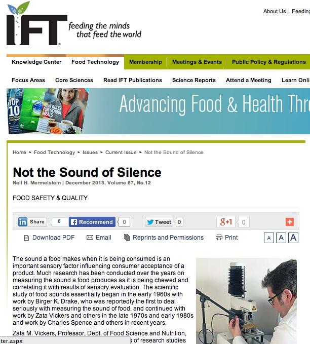 ift publication