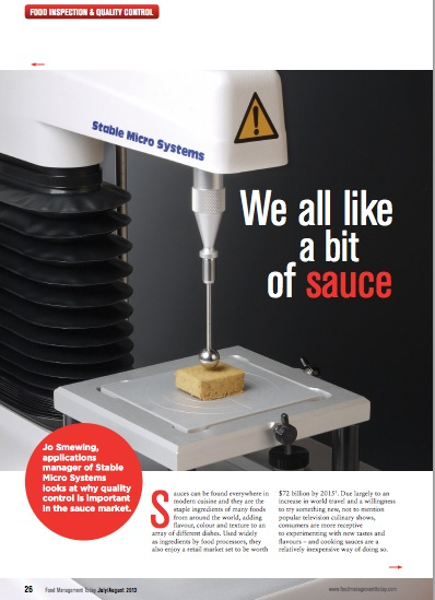 SMS Sauce article