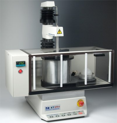 dough inflation system with thermal chamber