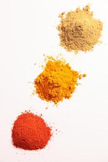 image of powders